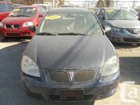 Make  Pontiac   Model  G5   Trim  SE   Year  2008