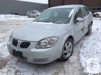 Selling 2008 Pontiac G5 with 121000km in great running