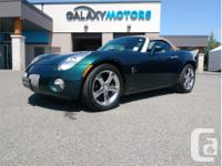 Make Pontiac Model Solstice Year 2008 Colour Green kms