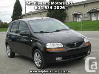 2008 Pontiac Wave LT - $6,990