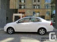 Make Pontiac Model Wave Year 2008 Colour White kms