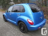 Make Chrysler Model PT Cruiser Year 2008 Colour BLUE