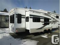 Price: $29,900 large fifth wheel with full winter pack