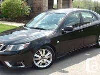 2008 Saab 9-3 Aero (top of the line model!) Sport Sedan