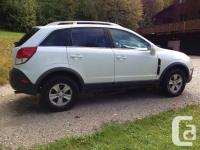 Make Saturn Model VUE Year 2008 Colour White kms