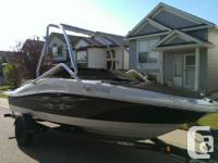 2008 Sea Ray 185 Sporting activity with less compared