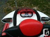 I have a 2008 Bombardier Sea Doo RXP with a 215hp