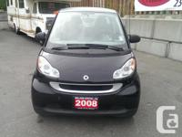 Make Smart Model FORTWO Year 2008 Colour Black kms