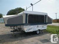 Excellent Used condition Starcraft Tent Trailer ...