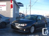 Make Subaru Model Impreza Year 2008 Colour GREY kms