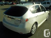 Make Subaru Model Impreza Year 2008 Colour White kms