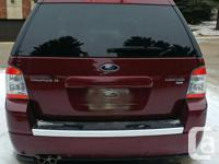 Make Ford Model Taurus X Year 2008 Colour Burgandy kms