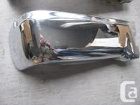 NEW 2008 TO 2012 Ford F150 left bumper half Part for sale  British Columbia