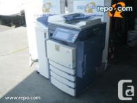2008 Toshiba E-Studio 2500c Colour Photocopier,