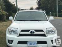 Make Toyota Model 4Runner Year 2008 Colour White kms