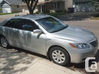 Make Toyota Model Camry Hybrid Year 2008 Colour silver
