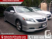 Make Toyota Model Camry Year 2008 Colour Silver kms
