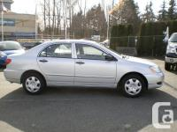 Make Toyota Model Corolla CE Year 2008 Colour Grey kms