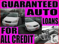 AUTO LOAN OFFERINGS THAT FIT YOUR NEEDS