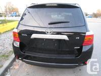 Make Toyota Model Highlander Year 2008 Colour BLACK