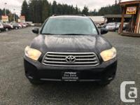 Make Toyota Model Highlander Year 2008 Colour Black