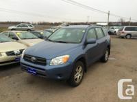 Make. Toyota. Version. RAV4. Year. 2008. Colour. Blue.