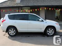 Make Toyota Model RAV4 Year 2008 Colour White kms