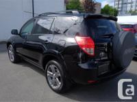 Make Toyota Model RAV4 Year 2008 Colour Black kms