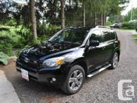 A superb and effectively maintained RAV 4 V6 4x4