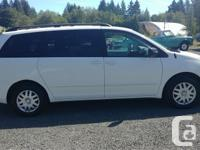 Make Toyota Model Sienna Year 2008 Colour White kms