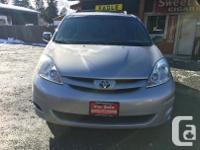 Make Toyota Model Sienna Year 2008 Colour Silver kms