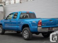 Make Toyota Model Tacoma Year 2008 Colour Blue kms
