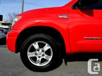 Make Toyota Model Tundra Year 2008 Colour Red kms