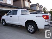 Make Toyota Model Tundra Year 2008 Colour White kms