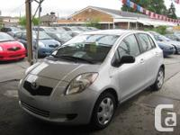 2008 Toyota Yaris, Hatchback, Silver, Local, Automatic,