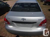 Make Toyota Model Yaris Year 2008 Colour SILVE kms