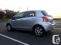 Make Toyota Model Yaris Year 2008 Colour grey kms