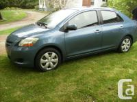 Make Toyota Model Yaris Year 2008 Colour Blue kms
