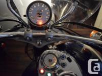 2008 TRIUMPH AMERICA 865 cc CLASSIC BRITISH STEEL
