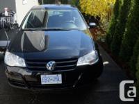Make Volkswagen Year 2008 Colour Black kms 117000