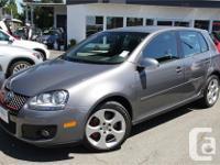 Make Volkswagen Model GTI Year 2008 Colour Grey kms