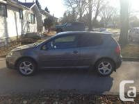 For Sale is a 2008 Volkswagen GTI Coupe. Looking to