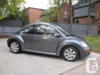 Toronto, ON 2008 Volkswagen New Beetle - Financing &