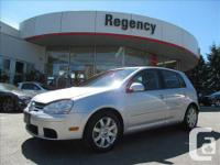 Stock# 12580A 2008 Volkswagen Rabbit 5Dr Hatchback