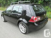 Make Volkswagen Model Golf Year 2008 Colour BLACK kms