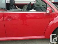2008 VW Beetle Convertible For Parts     120,000 KM