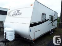 2008 Wave 26 Foot Travel Trailer Auction Sale Every