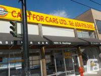 Cash For Cars Vancouver conducts car buying services