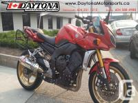 2008 Yamaha FZ-1 Sport Tourer Motorcycle * PRICED TO