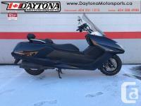 2008 Yamaha Morphus 250 Scooter * Fully automatic 250cc